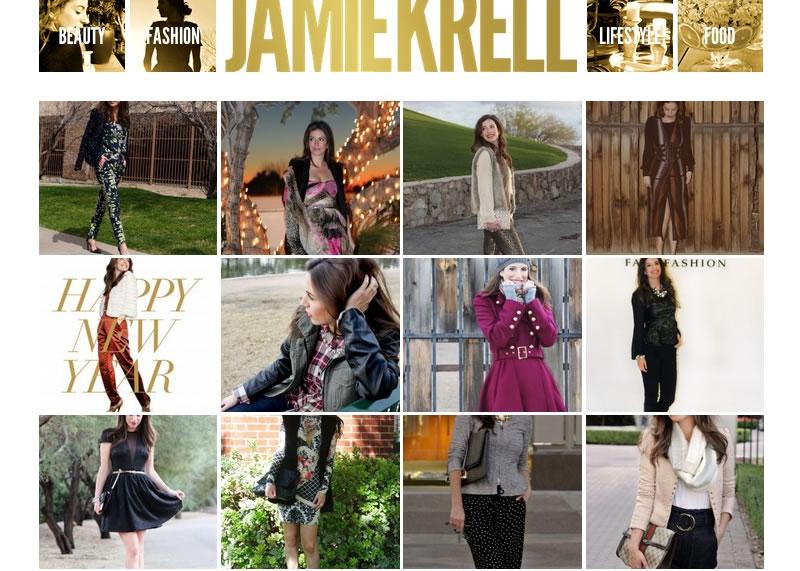 Jamie Krell Web Design