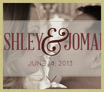 Ashley & Jomar