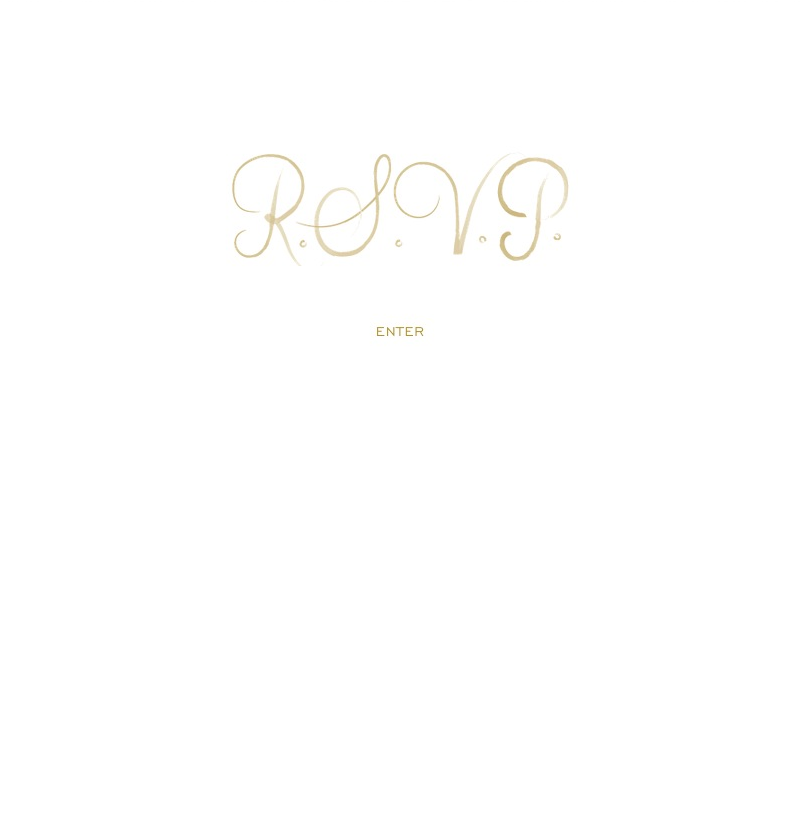 Wedding RSVP Website - As seen on Style Me Pretty